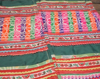 Hmong Vintage Embroidered Sleeves