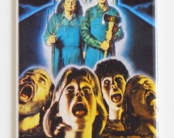 Motel Hell Movie Poster Fridge Magnet