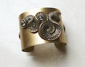 Bracelet - Snake Cuff
