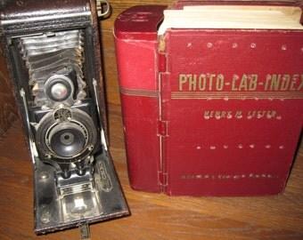 Vintage Photo Lab Index Reference Book – Morgan & Lester