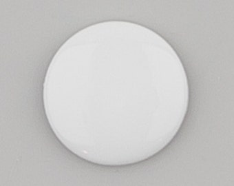 B3 White KAM Snaps for Cloth Diapers/Bibs/Crafts/Plastic Snap Buttons