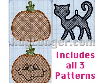 Applique Embroidery Mermaid Tail Purse Design