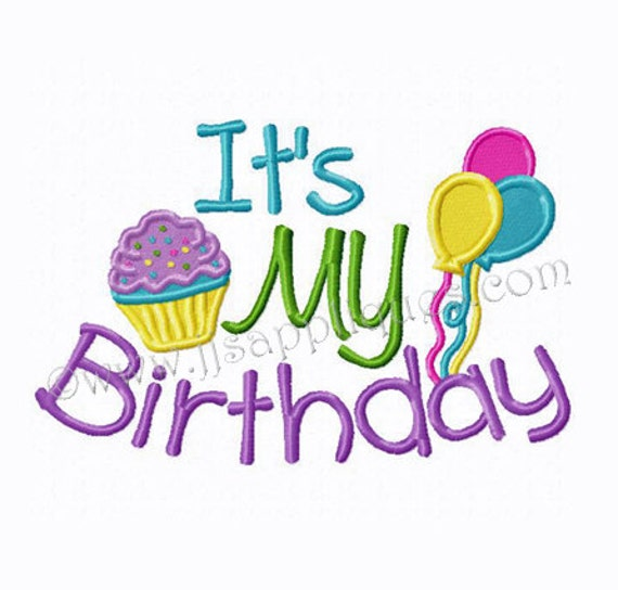 Instant Download Birthday Designs Birthday Embroidery