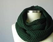SALE knit scarf, man scarf, unisex scarf, chunky cowl, circle scarf, winter scarf, women scarf, chunky scarf, infinity scarf