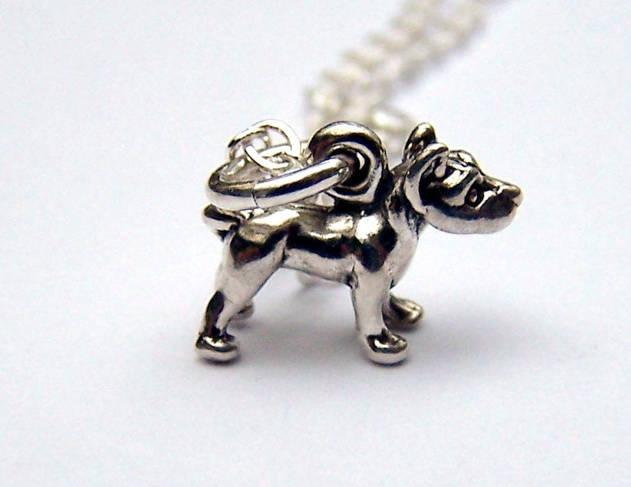 pit bull jewelry pit bull necklace necklace pitbull pit