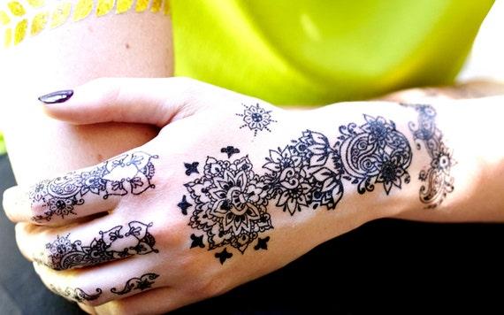 Where To Get Temporary Henna Tattoos Near Me