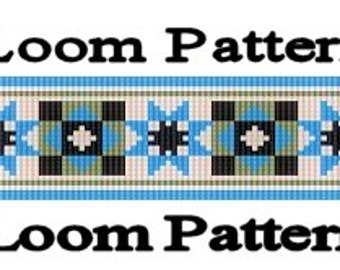 Quilt Loom Pattern - Instant Download