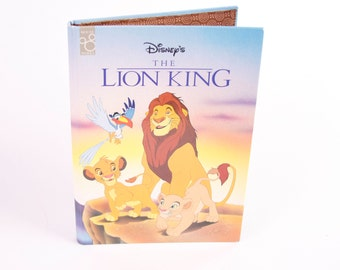iPad Case The Lion King Book Tablet Cover Case- (iPad / iPad Air / Kindle Fire 8.9 / Nexus 10 / Samsung 10.1 / Hardcover / Book)