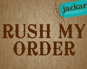 RUSH Order for a DIY Personalized Loves Journey Wall Art Piece