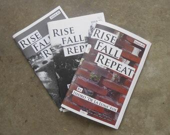 Rise, Fall, Repeat Zine Pack