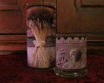 Harvest  Candleholder set