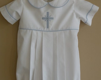 Bubble Suit  With Cross