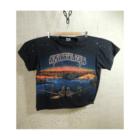 1990 Grateful Dead Madison Square Garden Tour By Uptownhandyranch