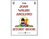 vintage kids The Joan Walsh Anglund Story Book, short tales and poems perfect for bedtime, sweet children illustrations