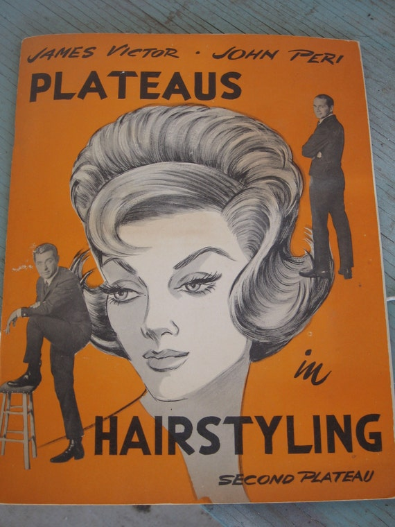 Vintage Hairstyle Book 118