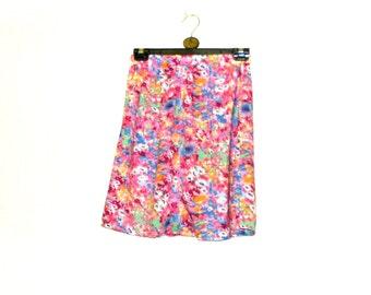 Floral Skirt, Mini Skirts, Skater Skirts, Skirts, Summer Skirts, Womens Skirts, By Rebecca Jordan
