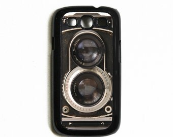 Samsung Galaxy S3 Case. Vintage Camera. Cases for Galaxy S3. Phone Case. Camera Phone Case.