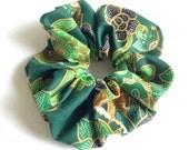 Scrunchie - batik fabric