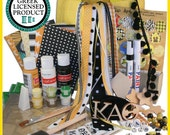 Kappa Alpha Theta Supply Sack:  Everything you need to create heartfelt Sister gifts Licensed