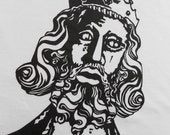 Mens Graphic T-Shirt - King Edward II Of England