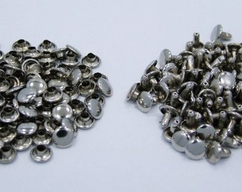 Small Compression Rivets Packet Of 100 7mm Head Package Of 100