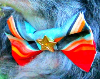Dog Bow Tie, Small Dog Bow Tie, Cat Bow Tie, Custom Order, Pet Bow Tie, Dog Necktie, Cat Necktie, Small Dog Necktie, Pet Neckwear, Pet Items