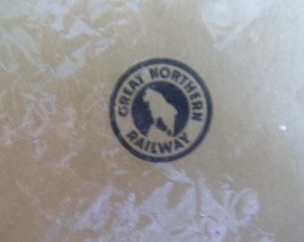 Great Northern Railway Manilla Envelope  Form 5130  (T)