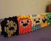 Adventure Time Floss Friendship Bracelet