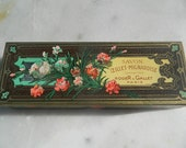 Old soap box Roger & Gallet Paris