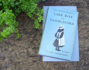 Larkrise To Candleford  - Flora Thompson - Hardback book