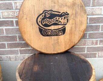 Florida Gators used Kentucky Bourbon Barrel Top