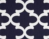 "Blue Pillow Cover- Navy Blue Geometric  Pillow-Blue Pillow- Navy Blue  Pillow -.16"",17"",18"",20"" 24"" 26"", Lumbar Pillow or Euro Sham"