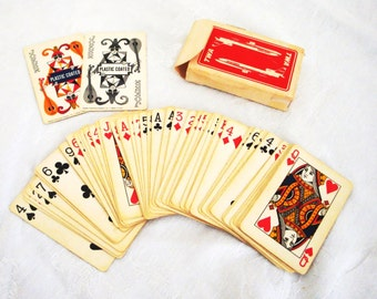 TWA Playing Cards - Vintage Playing Cards - Deck of Cards - Airplane Cards - Game - Cards