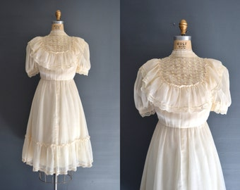 70s dress / 1970s dress