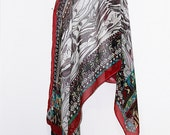 Pure Silk Scarf by Molly Kaftans