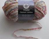 Delightful Loops and Threads Pastel Ribbon Nylon Acrylic Metallic  Accessories Bulky Yarn