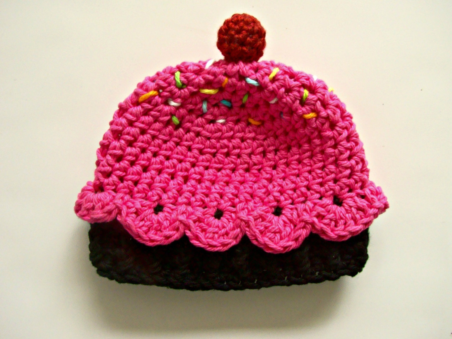How to knit a baby cupcake hat zoom hat wholesale how to knit a baby cupcake hat zoom bankloansurffo Images
