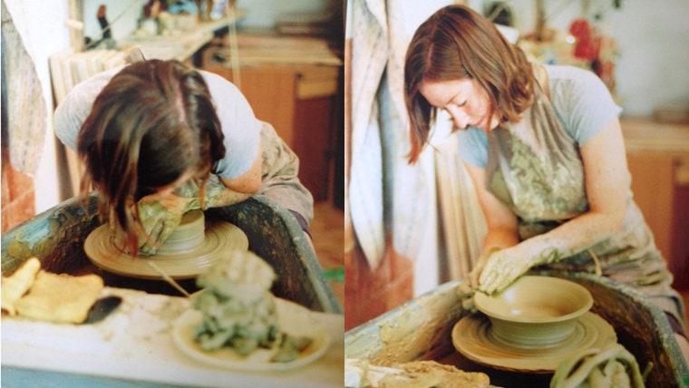 Ceramicist Alice Walton #Ceramics