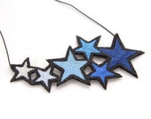 Star Design for Embroidery Machine,  Multiple Formats Available. Shooting Star