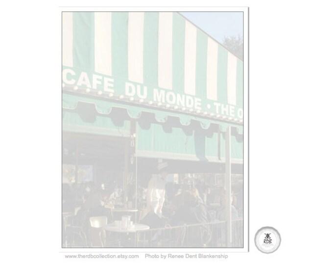 Cafe du Monde Notepad - New Orleans