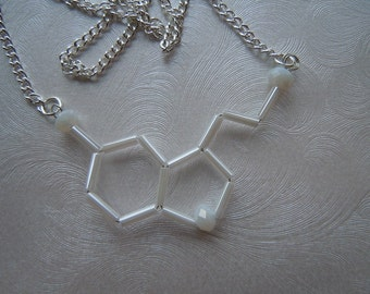 Biolojewelry - Serotonin Necklace