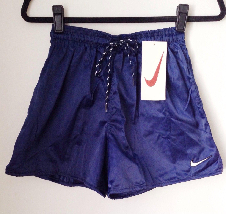 Deadstock Nike Navy Athletic Shorts Boys Size Extra Large