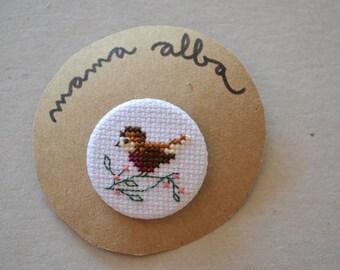Little bird *Button