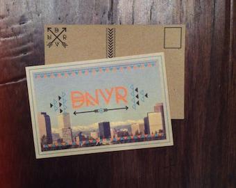 DNVR Postcard