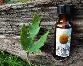 NATURE Organic Perfume ... 1/2 oz Glass Bottle