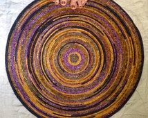 Popular Items For Round Rope Rug On Etsy