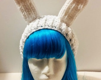 Adventure Time Finn/Fionna Beanie Hat