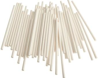 "Lollipop Cake Pop Sticks, Extra Long 8"""