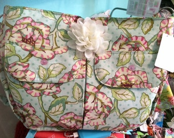 Diaper Bags for the new mom, pick your fabric