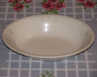 Vintage Salem Serving Bowl, Century Pattern